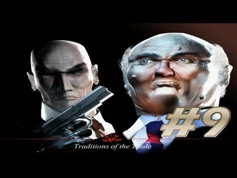 Let's play Hitman Codename 47 - mission #9 - Traditions of the Trade