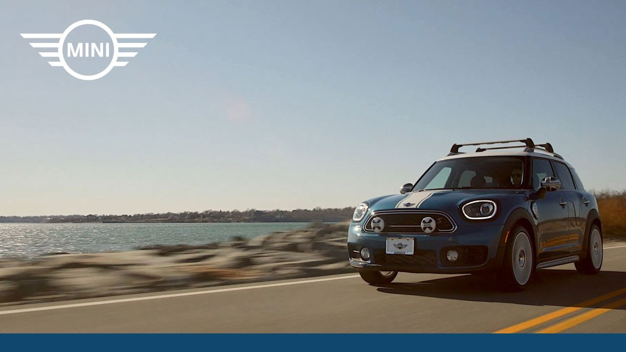 MINI USA | MINI Countryman | Accessories - YouTube