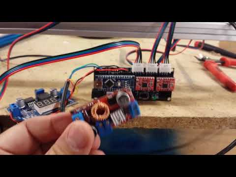 Eleksmaker Laser control board issue