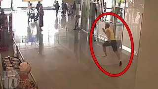 10 Most Creepy & Mysterious Surveillance Footages