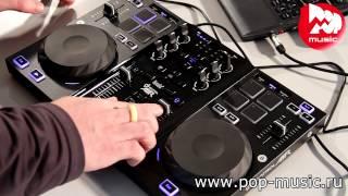 DJ-МИКШЕРНЫЙ ПУЛЬТ HERCULES DJ CONTROL AIR(DJ-контроллер HERCULES DJ CONTROL AIR http://goo.gl/fbTVEm отличается невероятной компактностью и доступной ценой. У него есть..., 2012-10-09T12:41:36.000Z)