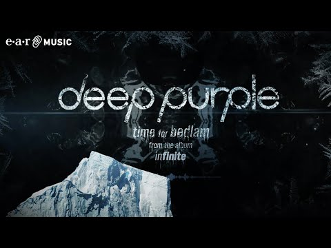 "Deep Purple ""Time For Bedlam"" Official Lyric Video from the new album ""inFinite"""