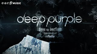 Deep Purple Time For Bedlam Official Lyric Video from the new album inFinite