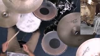 美しい名前 ドラム スローテンポ デモ演奏です。utsukushiinamae THE BA...