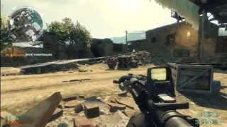 Medal of Honor, Xbox 360 Multiplayer Match, Team Assault
