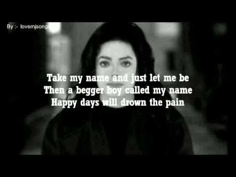Michael Jackson Stranger In Moscow Lyrics