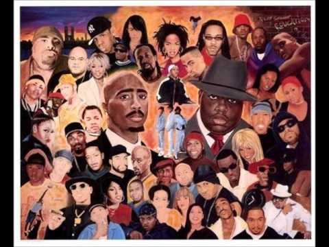 Blackstreet  No Diggity ft Dr Dre 2Pac & Biggie NickT Remix