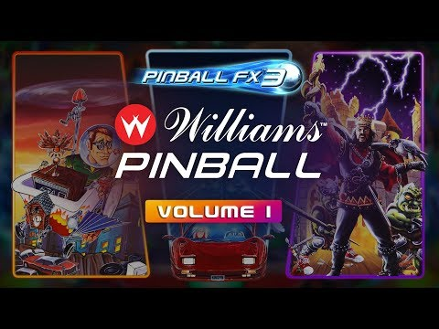 Williams Pinball Update: Free Table! Date! Price! And One More Thing...
