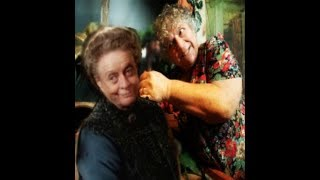 DAME MAGGIE SMITH IS IMITATED BY MIRIAM MARGOLYES-TAKE 2