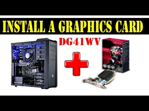 DOWNLOAD DRIVERS: INTEL DG41WV GRAPHIC