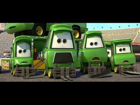 Cars 2006 Climax Racing Best Scene Of Movie