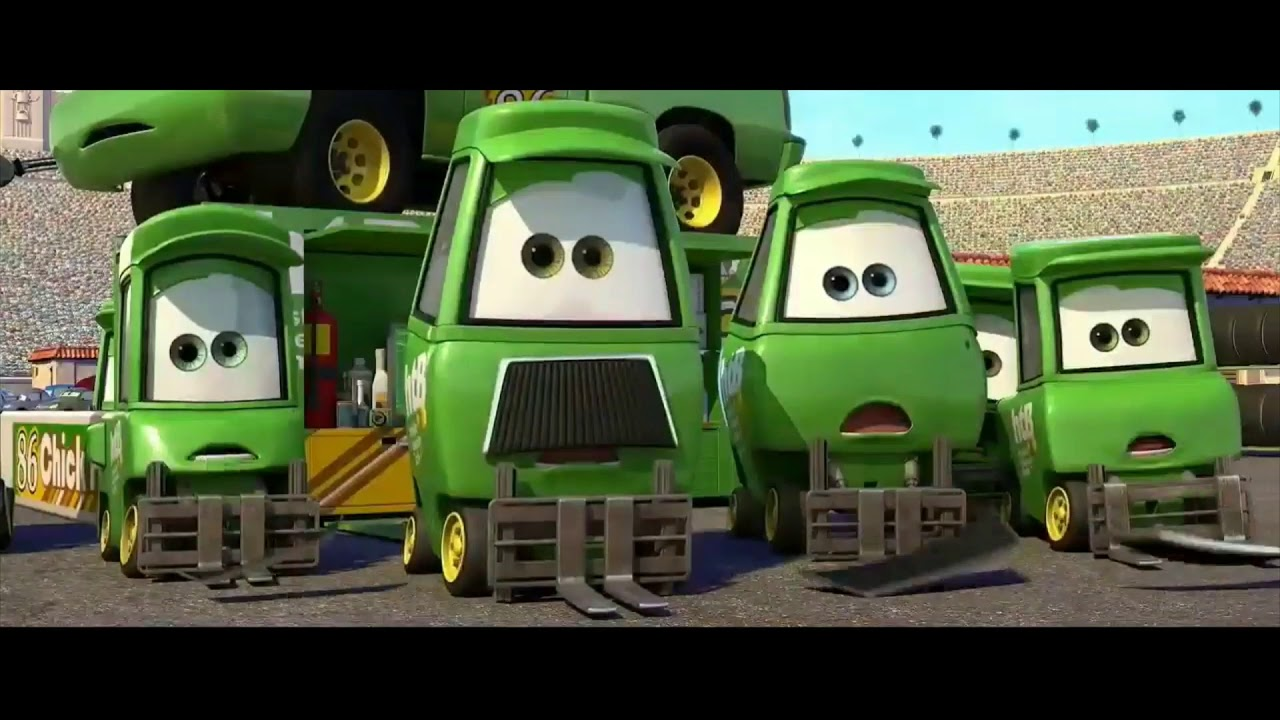 Download Cars 2006 Climax Racing Best Scene of movie