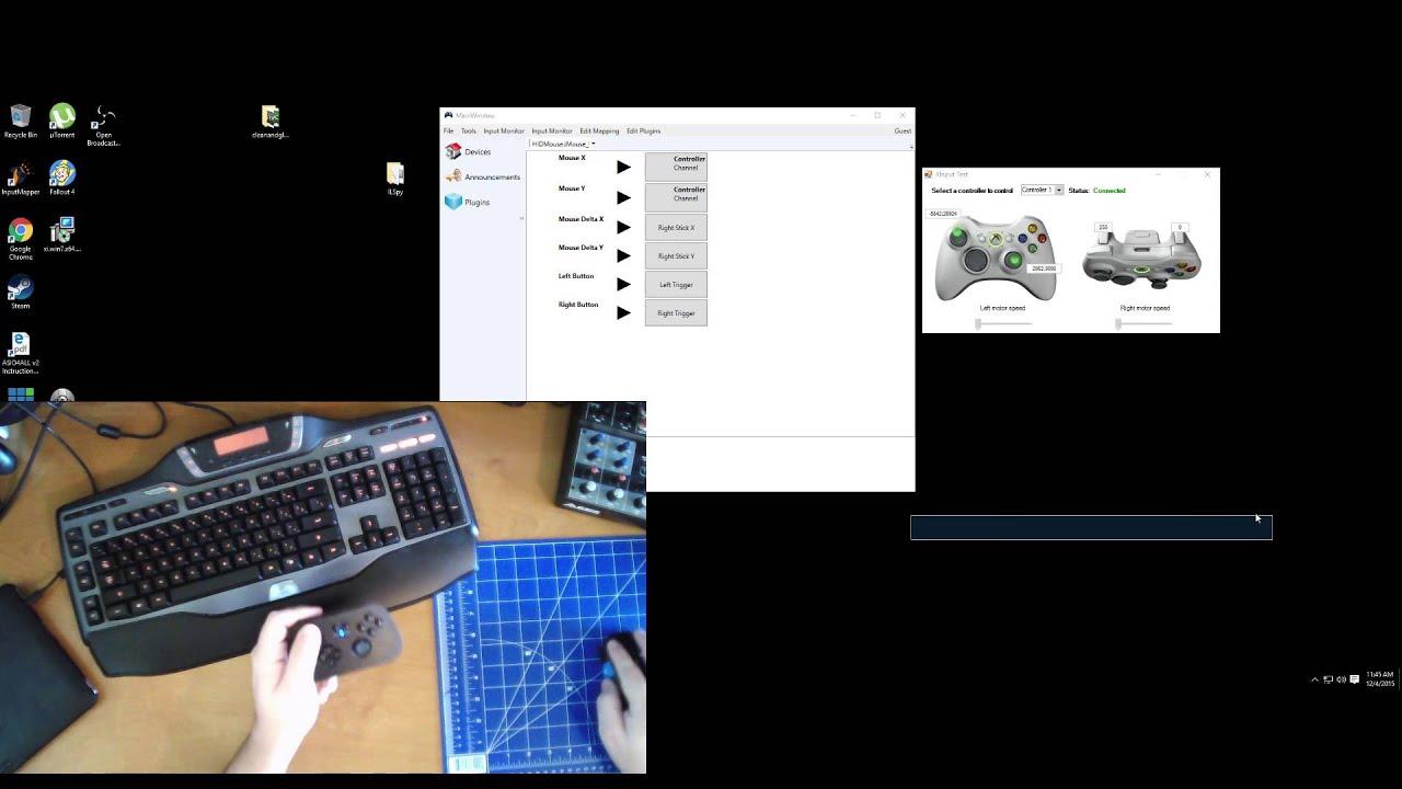 InputMapper 2 0 Development update and check in