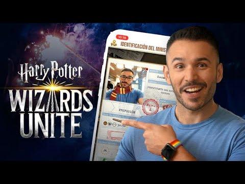 JUGAMOS Harry Potter: Wizards Unite   GUÍA, trucos y primeros pasos