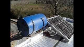Como crear un calentador de agua casero ...