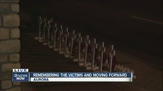 Monday marks 3rd anniversary of Aurora movie theater shooting