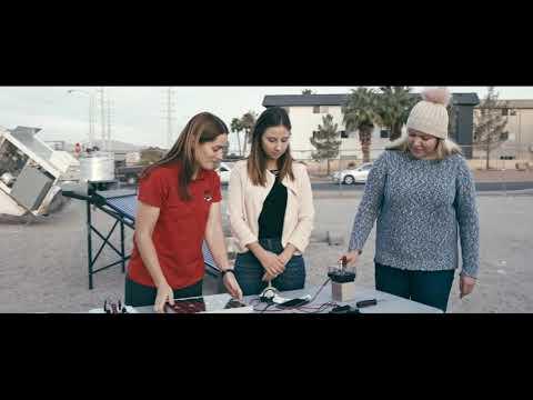 Workforce Development STEM Education - SOL Traveler: A Portable Solar Energy Classroom