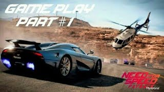 Need For Speed Payback SERIE Episodio 1