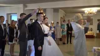 Свадьба Мити и Оли 3 мая 2015 года. Ровно. Украина.