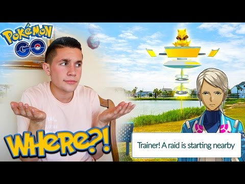 What We Think We Know about Pokemon Go's Gym Update