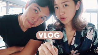 VLOG: Raw, Unfiltered Morning Routine & Working for Slater | Kryz Uy