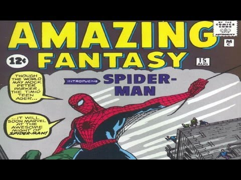 Amazing Fantasy Omnibus Review - (Spider-Man 1st Appearance) Marvel Comics