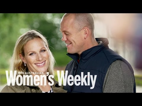 Zara Phillips photo shoot for The Weekly | Behind the scenes