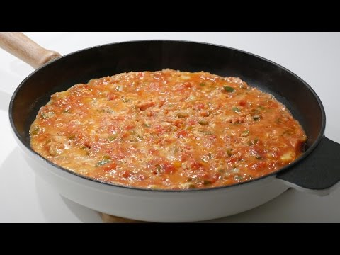 Menemen Tarifi / Benim Mutfağım'da Menemen
