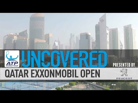 Behind The Scenes At The Qatar ExxonMobil Open 2018