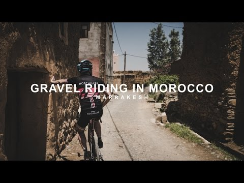 GRAVEL RIDING IN MOROCCO!