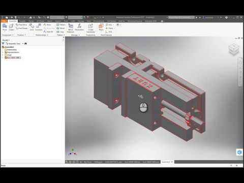How to create Fixture Templates with Inventor HSM