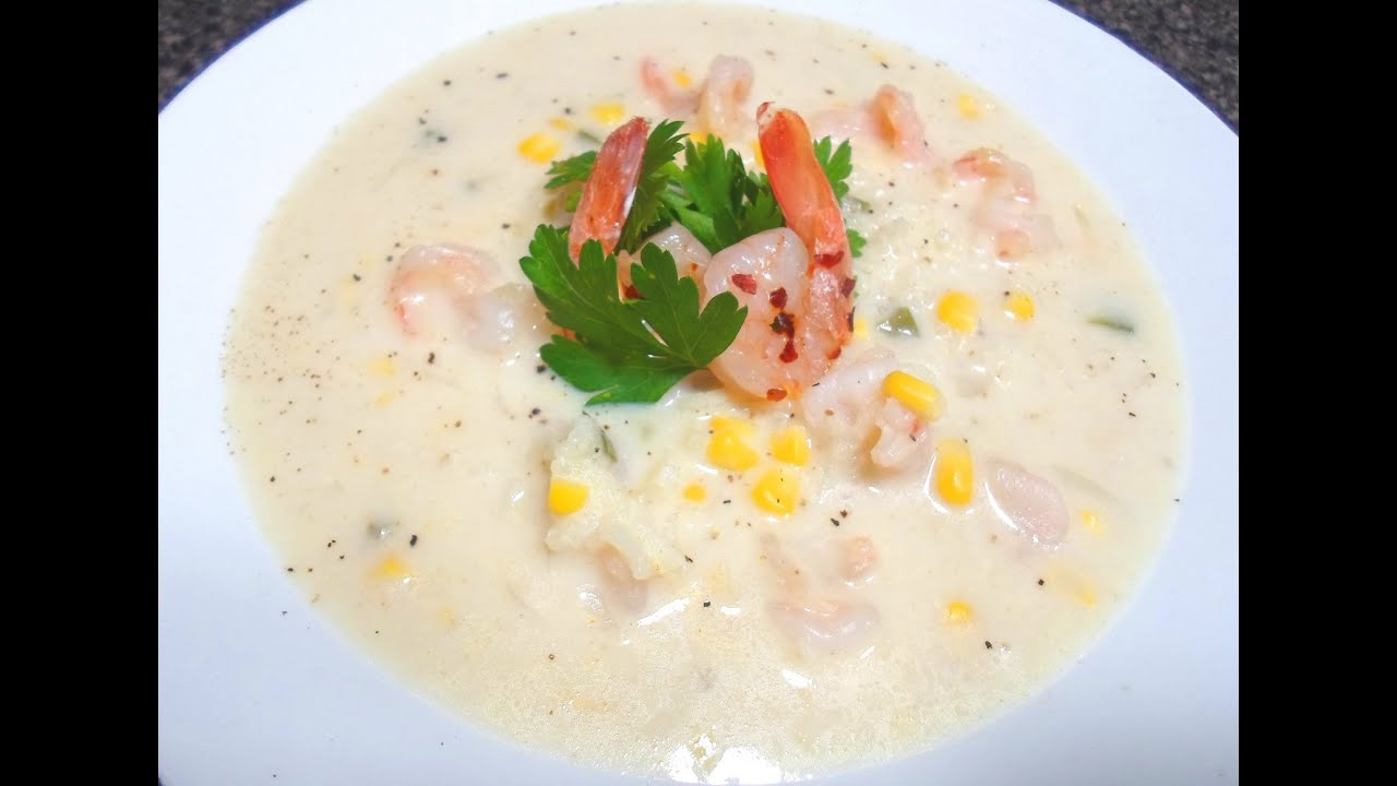 how to make creamy fish soup
