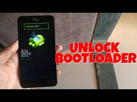 How To UNLOCK Bootloader On ASUS Zenfone 2/3/5/laser