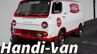 A more obscure '60s vehicle || 1965 GMC Handi-Van || Full Tour & Start Up