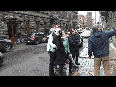 Yerevan, 31.03.19, Su , (на рус.), Video-2, Улица Анрапетуцян (Республики).