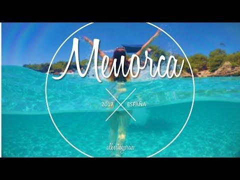 MENORCA   GOPRO TRIP   Travel