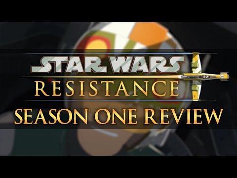 Star Wars Resistance Season One Full Review