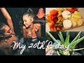 MY 20th BIRTHDAY VLOG // Jessica Edwards
