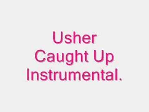 Usher-Caught Up Instrumental Karaoke