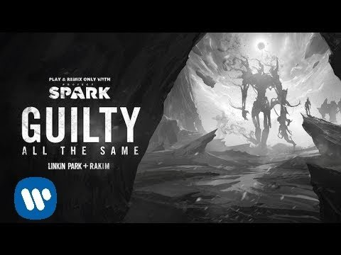 Клип Linkin Park - Guilty All The Same (feat. Rakim)