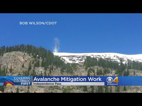 Crews Try To Clear Independence Pass Before Memorial Day