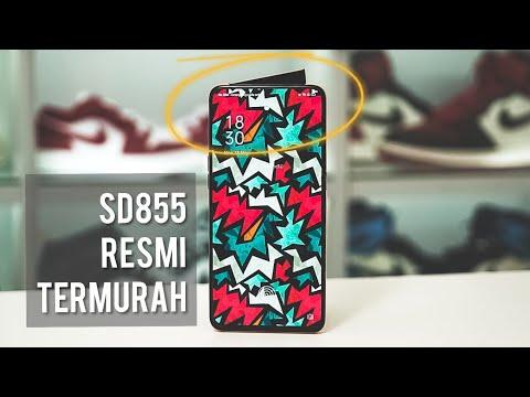 Snapdragon 855 RESMI TERMURAH DI INDONESIA - Review Oppo Reno 10x Zoom di Tahun 2020