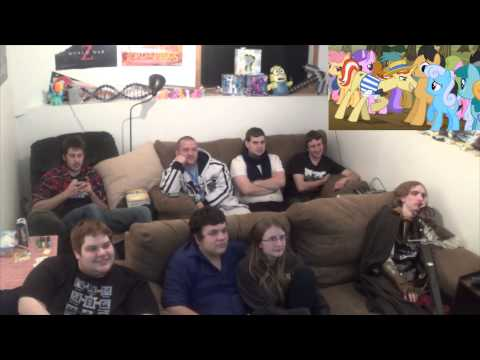 Fan Works - Ponies the Anthology 3 - Blind Reaction