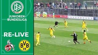 1. FC Köln - Borussia Dortmund 2:2 | Volle Länge | A-Junioren-Bundesliga 2018/19 | 22. Spieltag