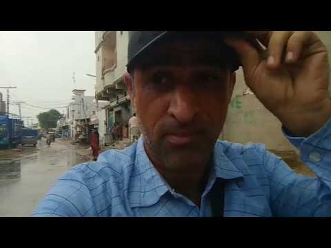 Sakrand City Visit On Bike