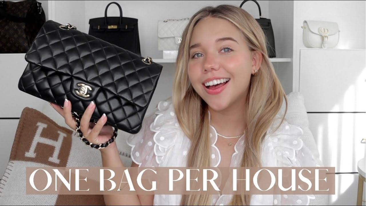 IF I COULD ONLY KEEP 1 LUXURY ITEM FROM EACH BRAND TAG   CHANEL, HERMES, LV, DIOR...
