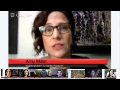 Plastic Pollution in the Ocean Hangout on Air