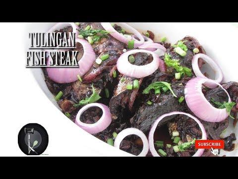 Tulingan Fish Steak