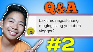 Q&A #2 with Thirdy Bobiles