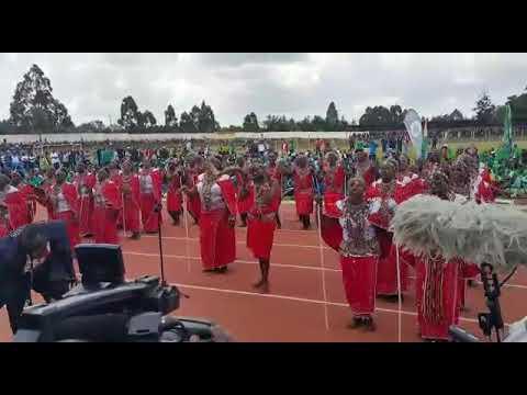Maasai/samburu folksong